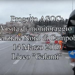 #ASOC2019 - visita di monitoraggio