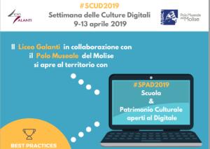 Settimana delle Culture Digitali 2019