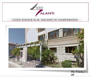 Liceo Galanti - presentazione