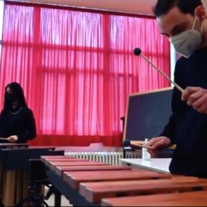 Laboratorio di Musica d'Insieme Percussioni